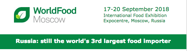 Image result for worldfood moscow 2018
